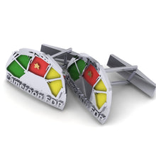 Load image into Gallery viewer, Cameroon Collection- Cuff Links