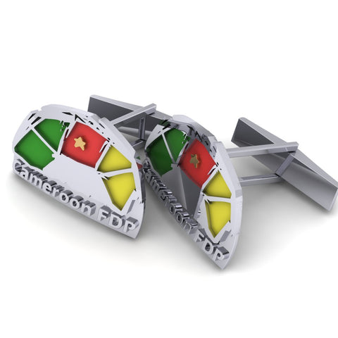 Cameroon Collection- Cuff Links