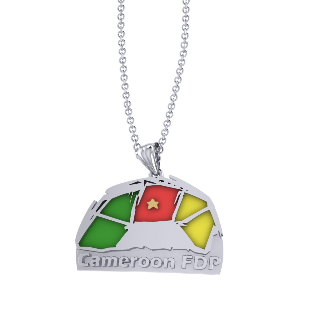 Cameroon Collection- Pendant