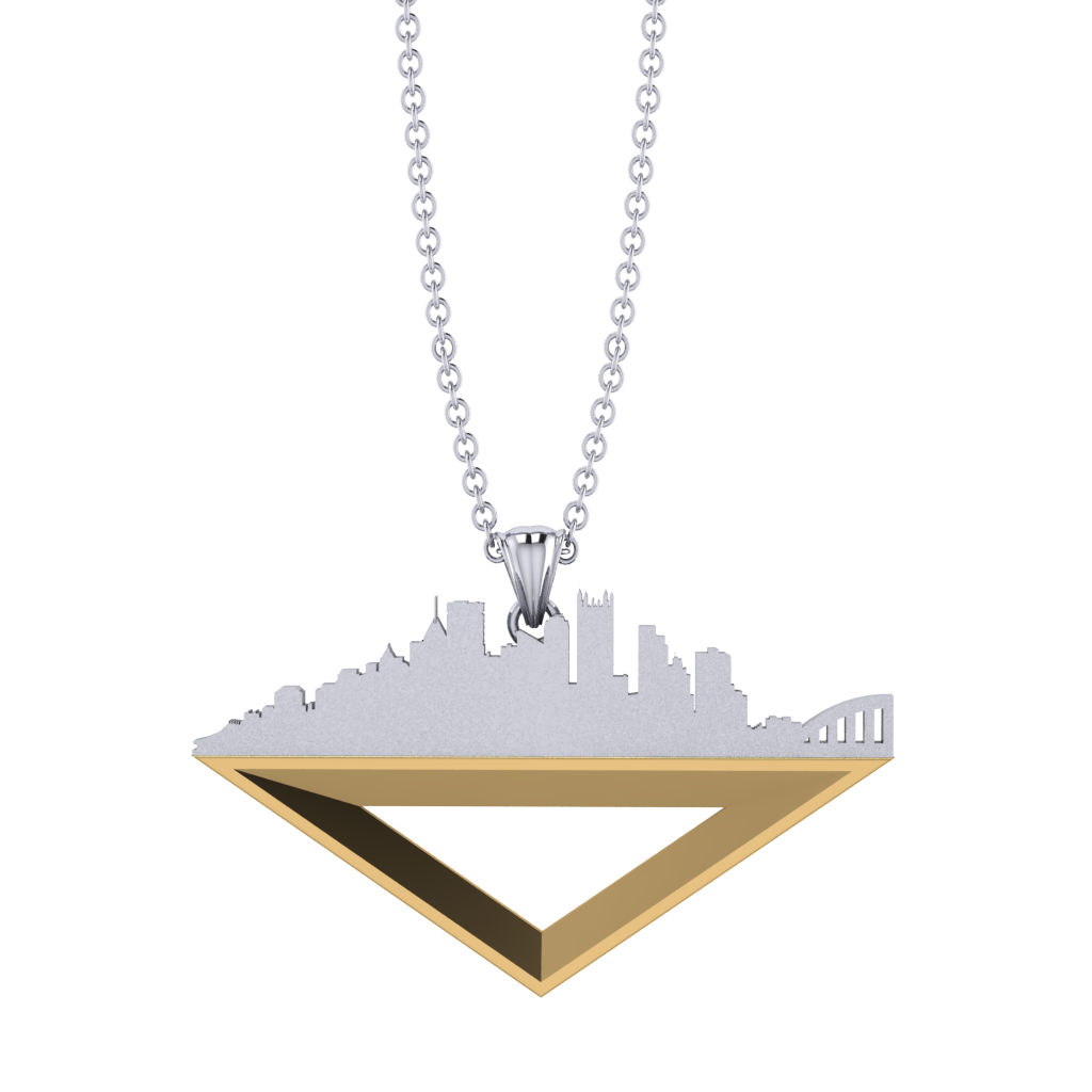 The Original Pittsburgh Pendant