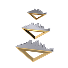 Load image into Gallery viewer, The Original Pittsburgh Pendant