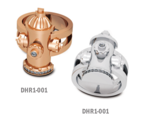 Diamond Hydrant Ring