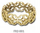 Floret Eternity Band