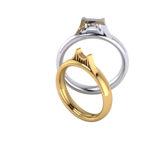 Load image into Gallery viewer, The Pittsburgh Bridge Ring- Ladies