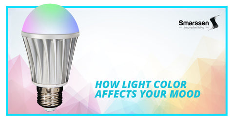 How Different Colors Affect Your Mood automated home lighting: colored lights and mood – smarssen