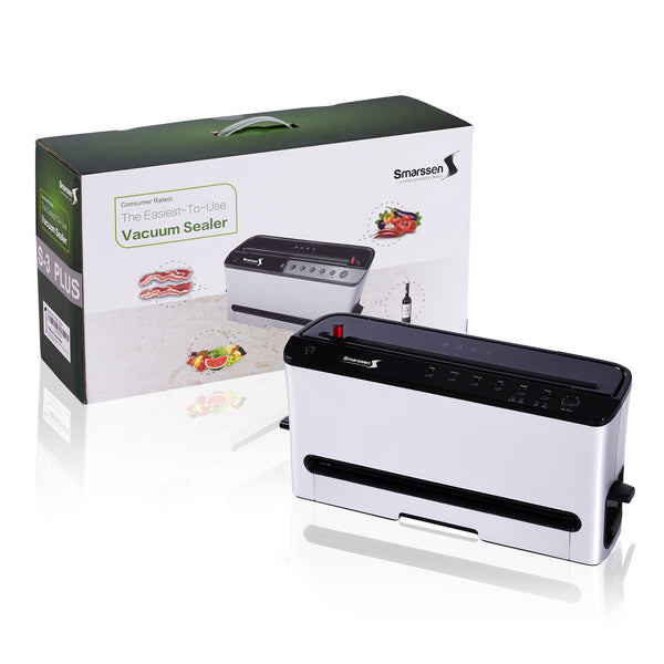 Smarssen Automatic Food Vacuum Sealing System