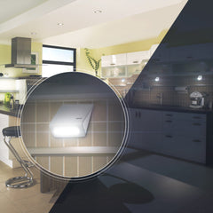 Smarssen Motion-Sensor LED Night Light - New Design!