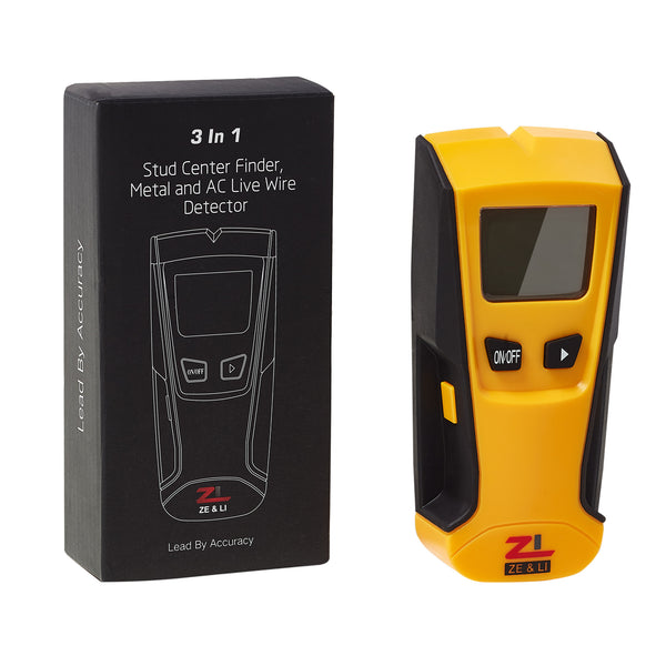 LCD Battery-Operated Stud Finder