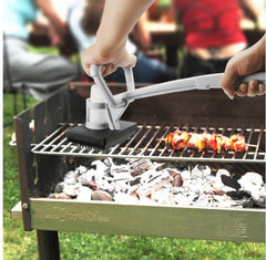 Smarssen Smart Brush BBQ Grill Cleaner