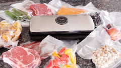 Smarssen Vacuum Sealer Food Storage Seal Bags