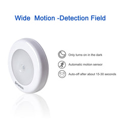 Smarssen LED Motion-Sensor Night Light