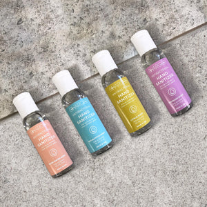 Rose Water Scented Antibacterial Hand Sanitizer