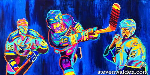 Blues Legends (3D)
