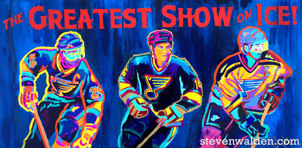 Blues Hall of Famers (3D)