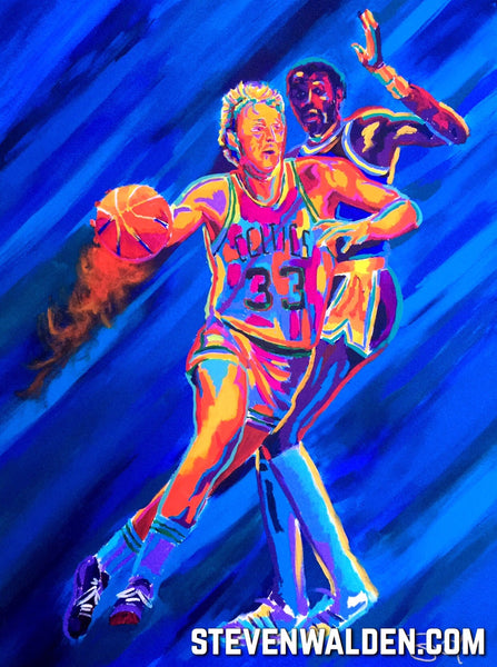 Larry Bird (3D)