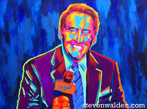 Vin Scully (3D)