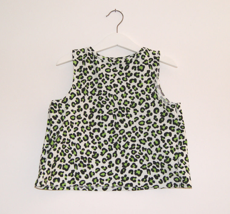 Unisex kids swing top