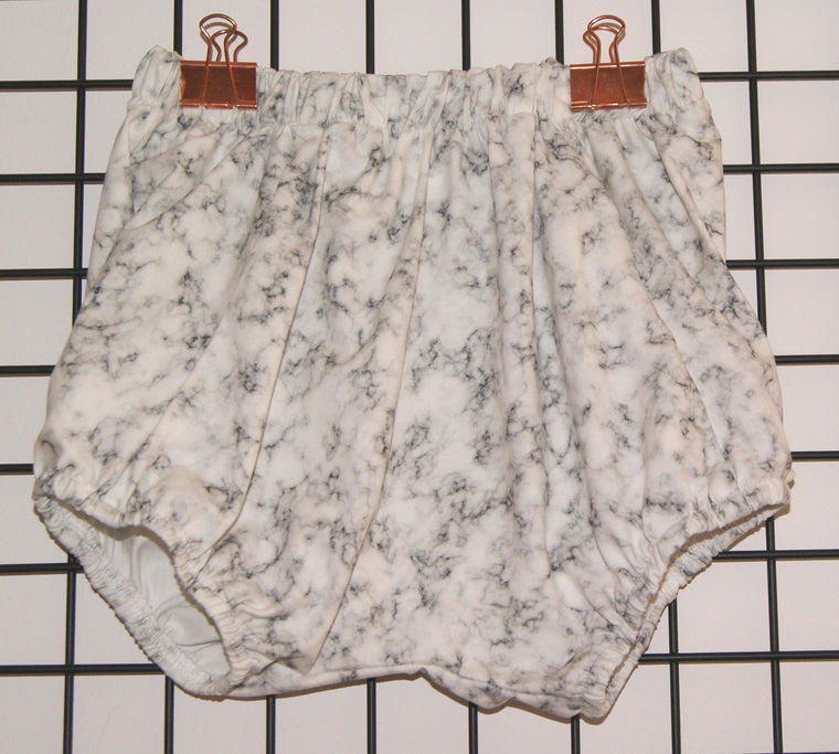 Unisex Marble bloomers
