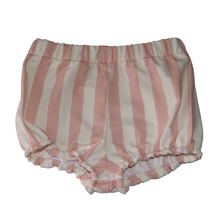 Pink and White stripe Bloomers