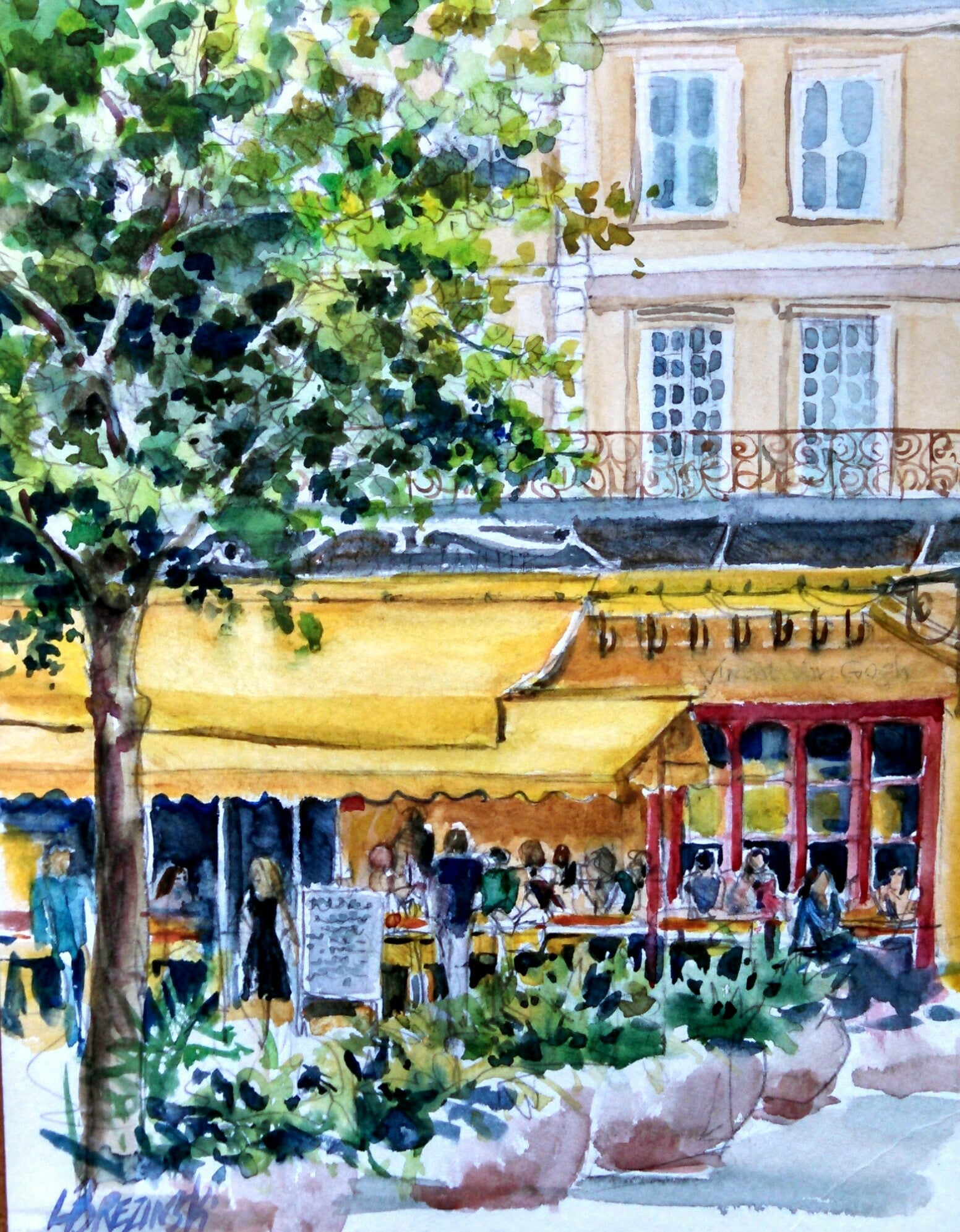 Van Gogh Cafe in Arles