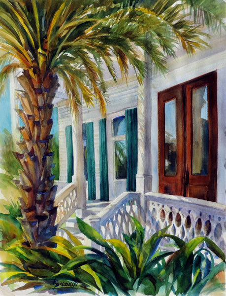 Key West Veranda