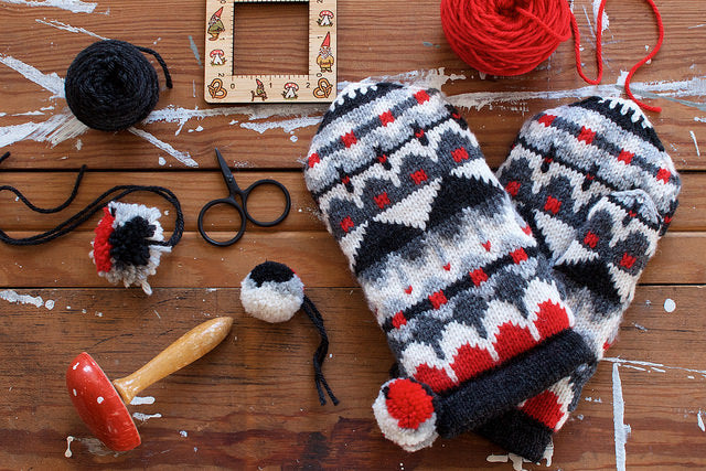 Summer Knitting Series: Ethan's top 5 Projects That Aren't Socks on Docks