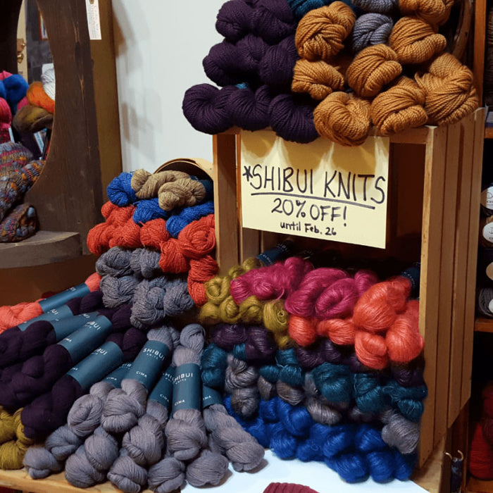Deal of the Week: 20% off Shibui!