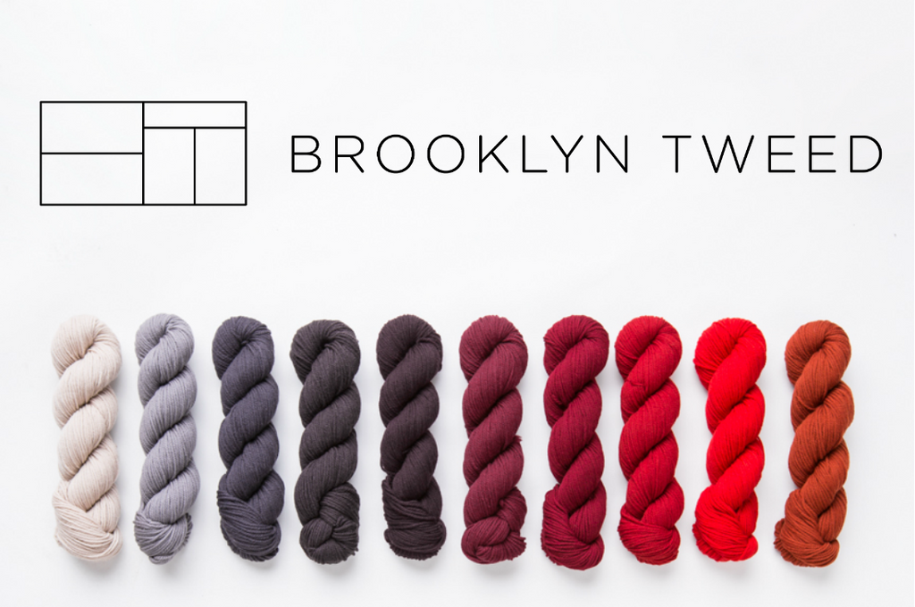 Brooklyn Tweed Comes to Town