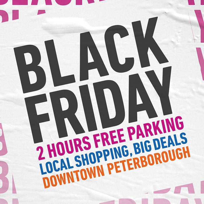 Choose Local this Black Friday