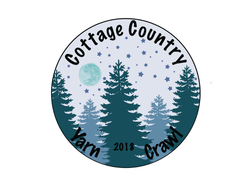 Cottage Country Yarn Crawl!