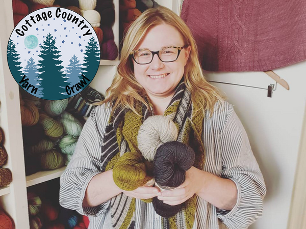 2nd Annual Cottage Country Yarn Crawl
