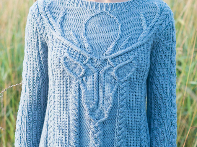 Summer Knitting Series Week 5: Seamed Sweaters