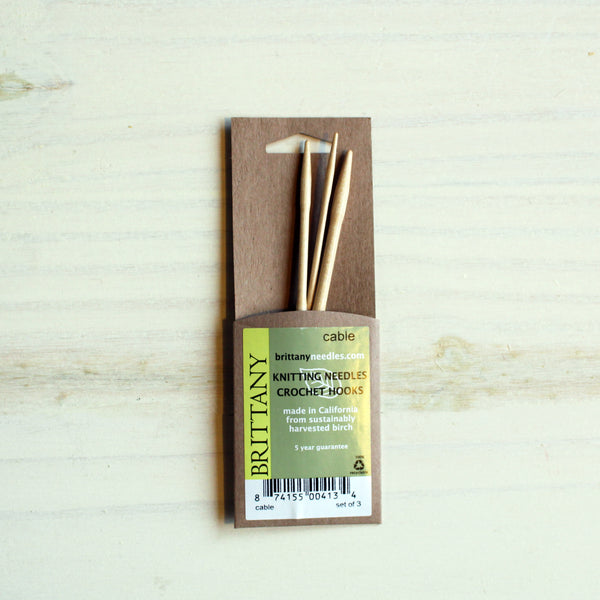 Birchwood Cable Needles