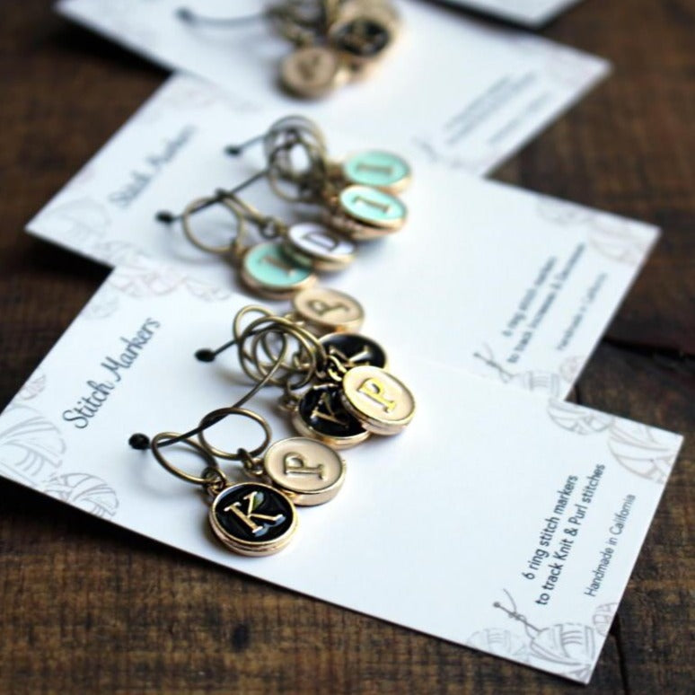 Mark Your Place Stitch Markers