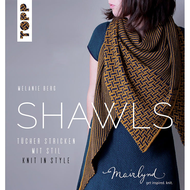 Shawls. Tücher Stricken Mit Stil. Knit In Style