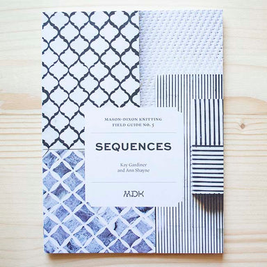 MDK FIELD GUIDE NO. 5: SEQUENCES