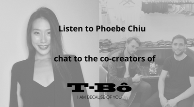 The T-Bô founders first podcast