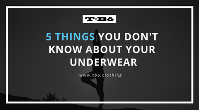 5 Things You Don't Know About Your Underwear