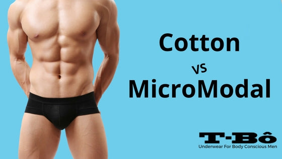 <center>Is micromodal material better than cotton underwear?</center>