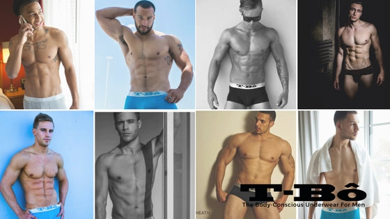 <center>Compilation of T-Bô Underwear Models</center>