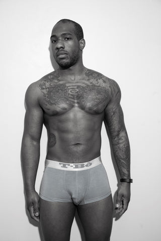 black men in underwear