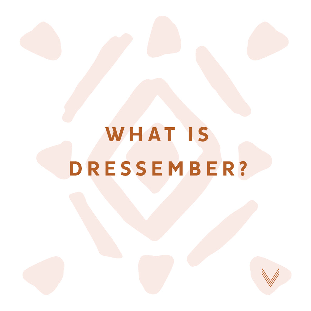 What is Dressember?