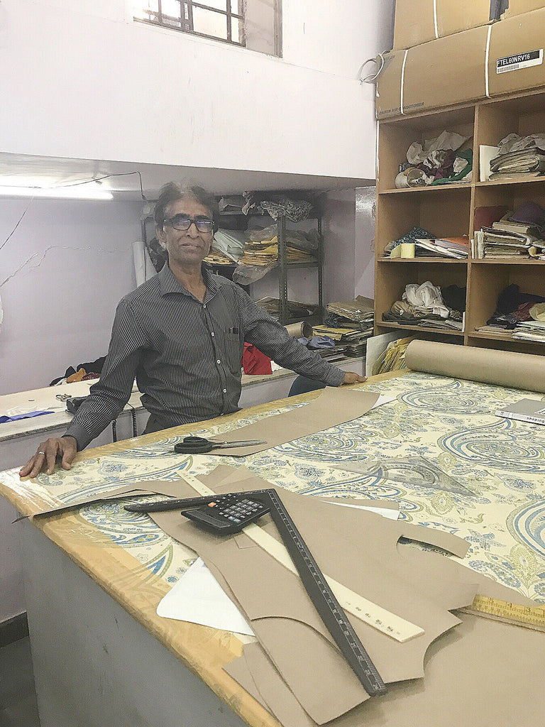 Indian Artisan Pattern Maker