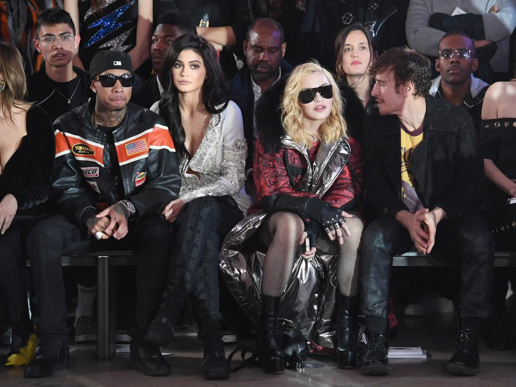 Front Row Seats at NYFW