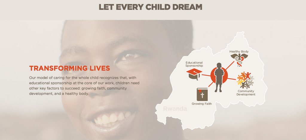 Trove | Africa New Life | Scholarship Program