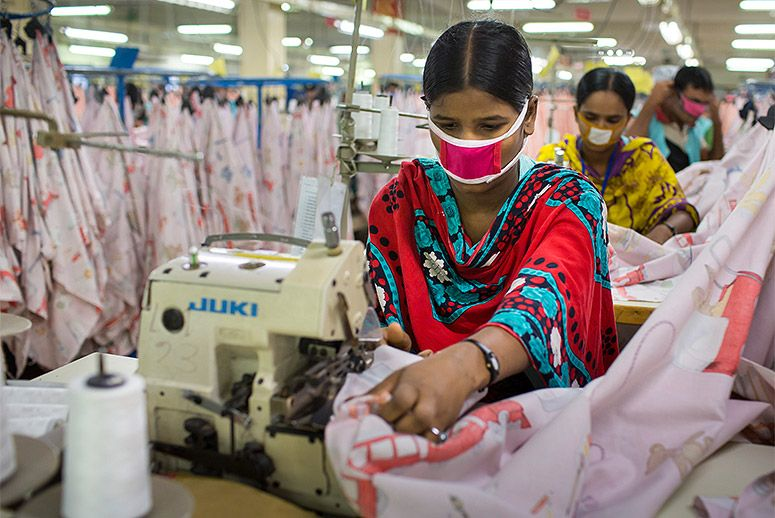 Garment Worker | Bangladesh