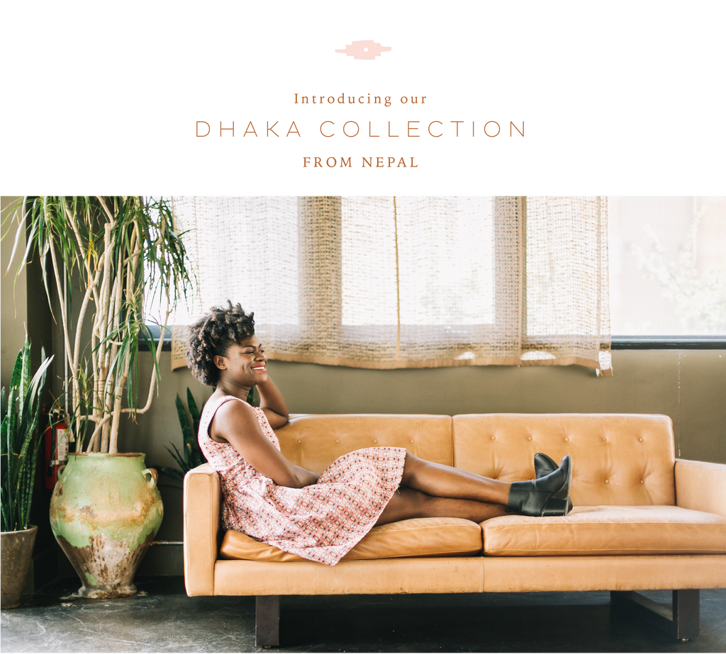 Dhaka Collection | Trove | Fair Trade Women's Apparel