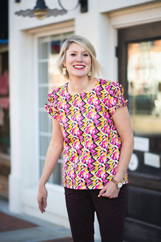 The Julia Top - Trove LLC