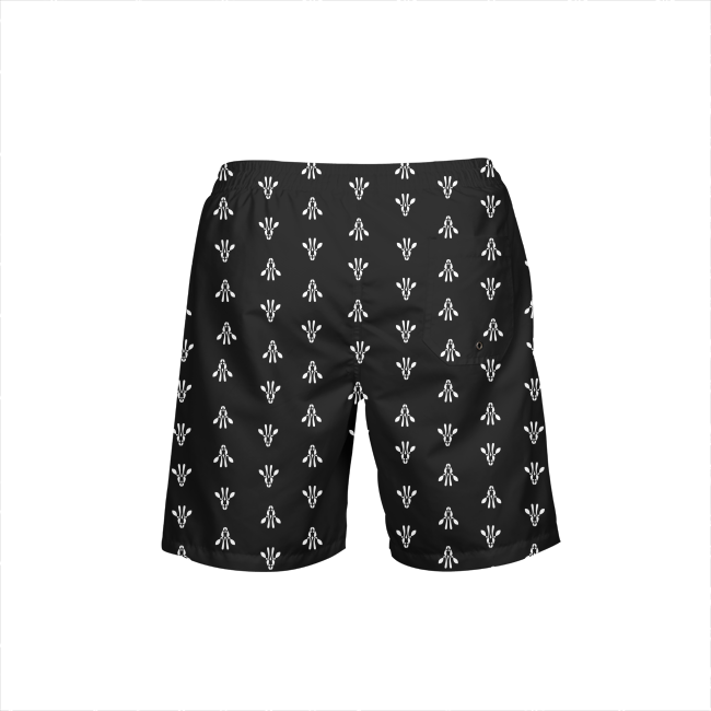 GIRAFFE Men's Beach Shorts