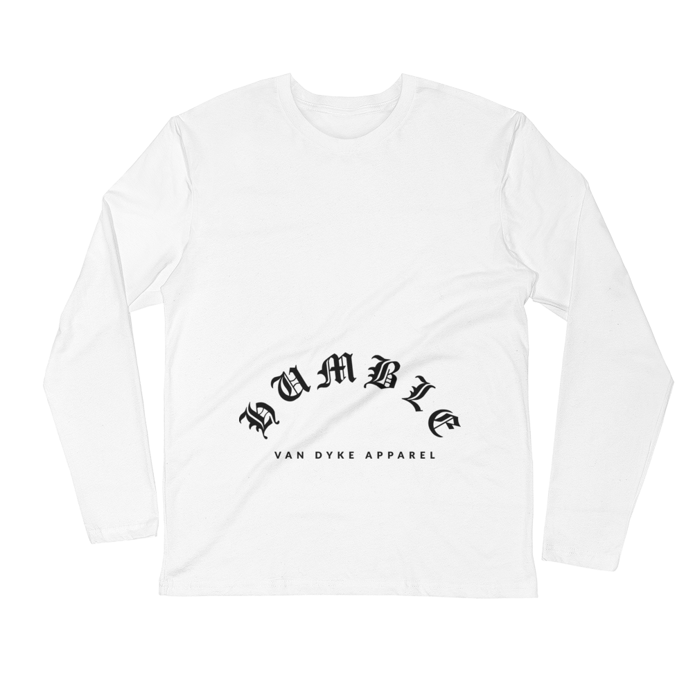 Humble Fitted Long Sleeve